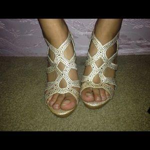 73 deb shoes prom shoes from mara s closet on poshmark