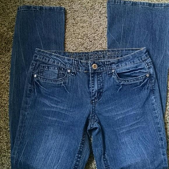 Jean System Jeans Jeans Size 11 · Jean System