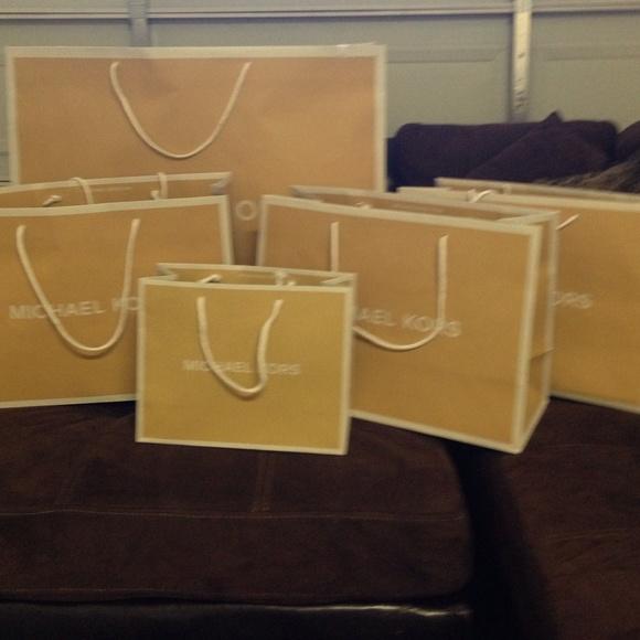 Michael Kors - 5 MK shopping bags from Kma's closet on Poshmark