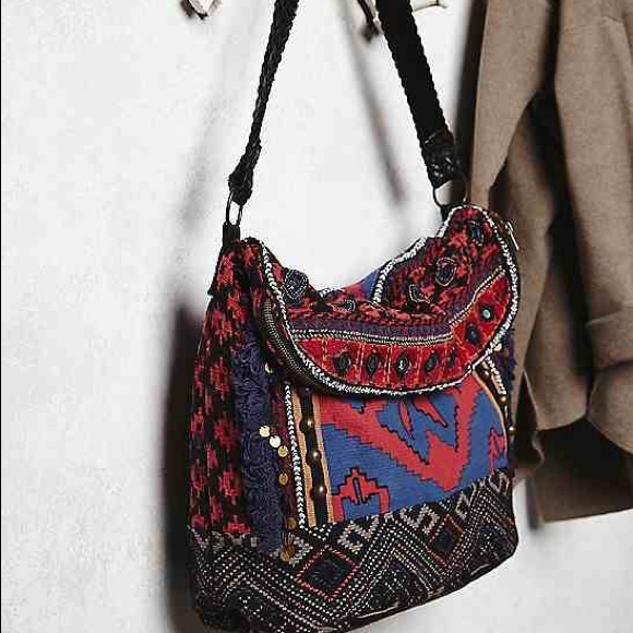 49% off Free People Handbags - Free People Indian Summer Hobo Bag ...