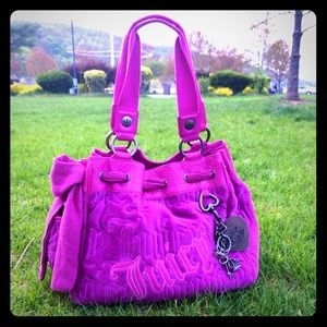 ✅Authentic Juicy Couture Large bag.