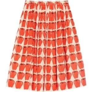 BNWT Jardin Skirt in Delicious Apple Size 2