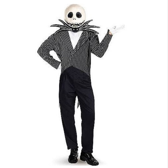 25% off Party City Outerwear - Jack Skellington Halloween Costume ...