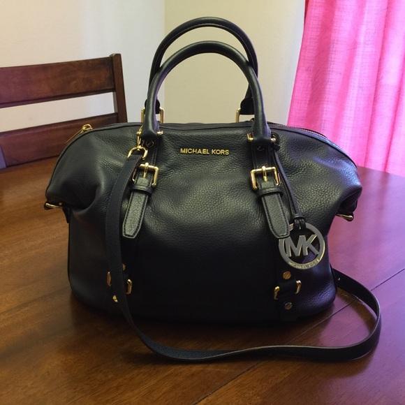 42% off Michael Kors Handbags - Michael Kors Bedford Large Satchel ...
