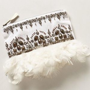 ❤️Anthropologie Clutch❤️