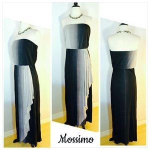 MOSSIMO Ombre Maxi Dress