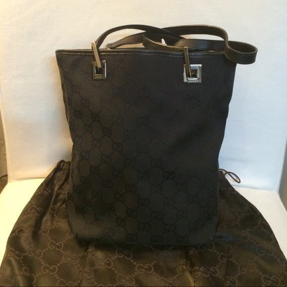Vintage Black Bags