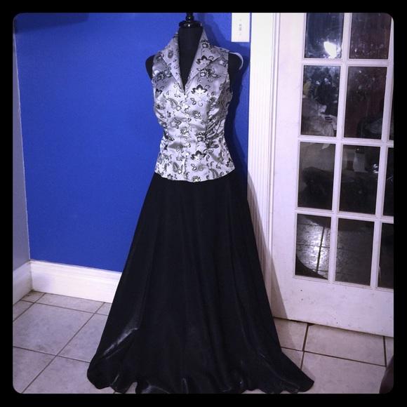 Macy S Skirts Evening Skirt And Blouse Poshmark