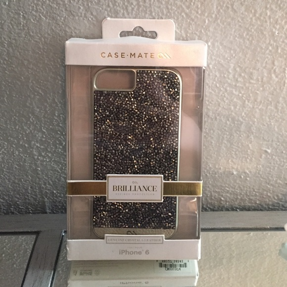 best sneakers 2d159 ee202 Case-Mate Brilliance iPhone 6 Case NWT