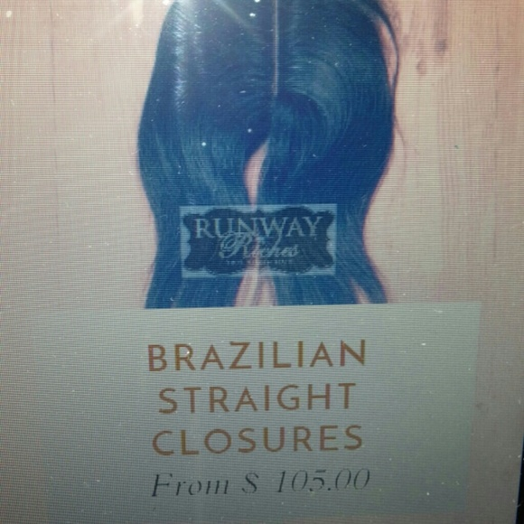 Runway Hair Extensions Other Runway Riches Hair Extensions Poshmark
