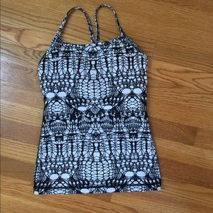 lululemon athletica Tops - Lulumon racerback top