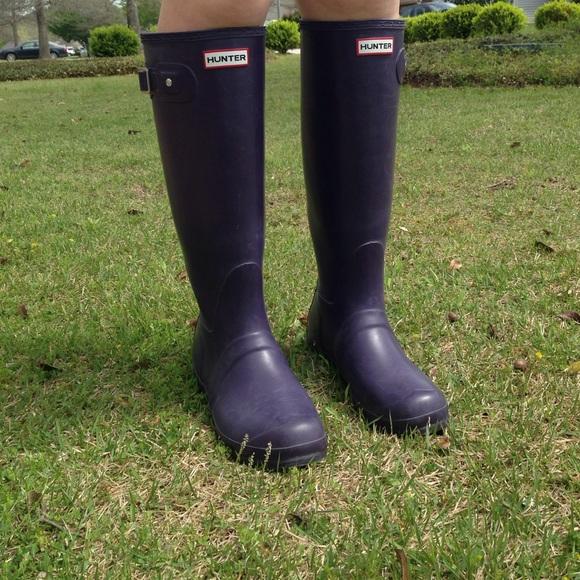 Hunter Original Tall Rain Boots 2yFe4s5GP9