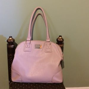 Nine West blush pink handbag