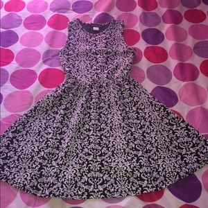 Dresses & Skirts - Floral skater dress