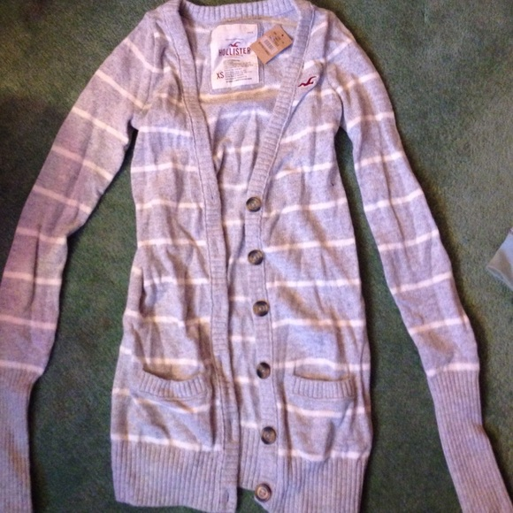 86% off Hollist... Hollister Sweaters For Girls Grey