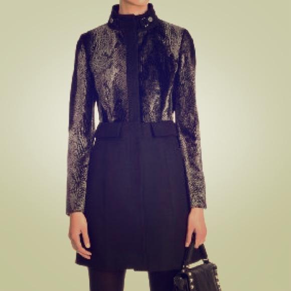 cheapest sale top-rated discount best supplier Karen Millen pony coat NWT