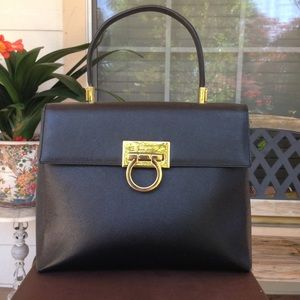 f85ba0429a1e Ferragamo Bags - Salvatore Ferragamo Classic Bag  REDUCED