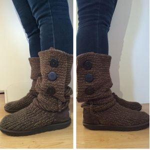 how to clean ugg lattice cardy boots