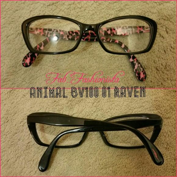 4c9a9cb2c33 Betsey Johnson Accessories - 💥BETSEY JOHNSON Leopard Eyeglass Frames