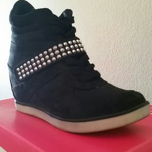 Xhilaration Shoes - Wedge Sneakers