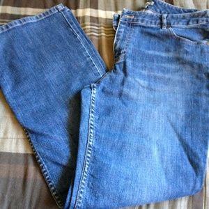 87 Off J Jill Denim J Jill Blue Jean Rn 97641 Size 10
