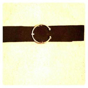 ALDO Accessories - Aldo brown leather suede like belt.