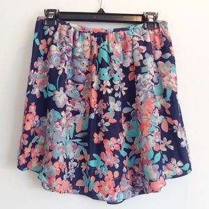 LC Lauren Conrad Dresses & Skirts - REDUCED✔Flowy Floral Skirt