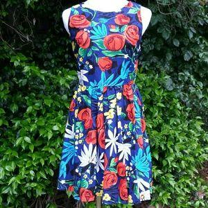 ASOS Dresses & Skirts - 🌺☆HP×2☆ ASOS Petite Open Back Sleeveless Dress