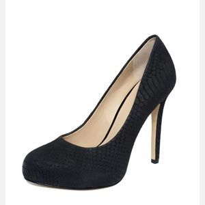 INC International Concepts Shoes - Faux Snake Printed Heels