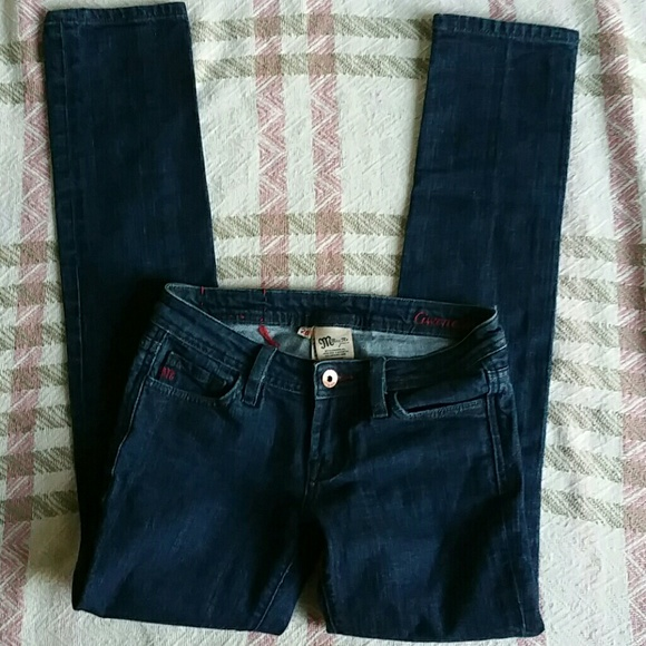 83% off Miss Me Pants - Miss Me Red Gweneth Jeans 26 NWOT FINAL ...