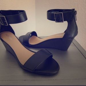 Merona Shoes - Ankle strap sandals
