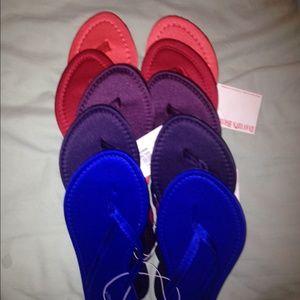 Shoes - Flip flop bundle