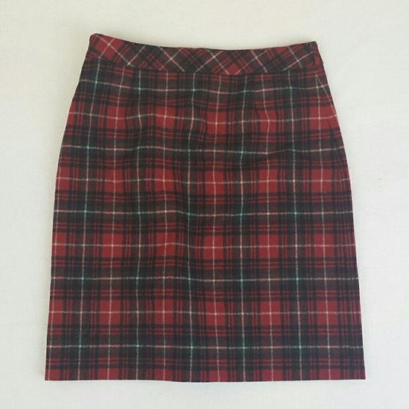 73 pendleton dresses skirts pendleton wool plaid
