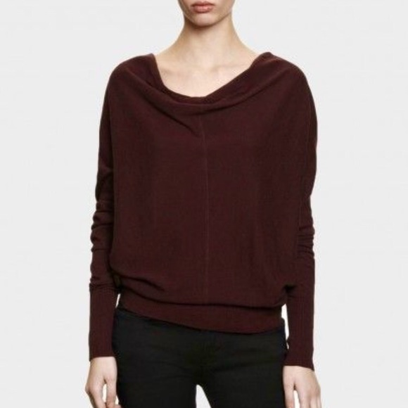 37% off All Saints Sweaters - AllSaints ELGAR Cowl Neck Sweater ...