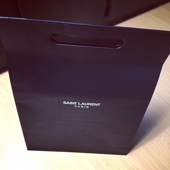 025da06dbbe Saint Laurent Paris Black Tall Shopping Bag. M_5520c9cd8f0fc4529e00550c