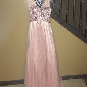 Prom dress prom girl!