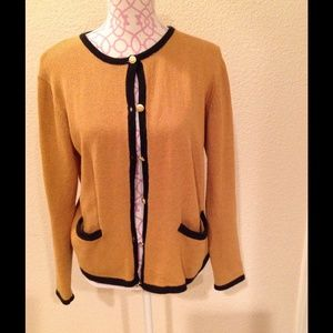 Orvis Sweaters - Vintage Gold Sweater