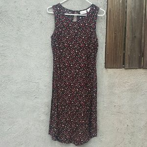  Vintage Floral Grungy Dress
