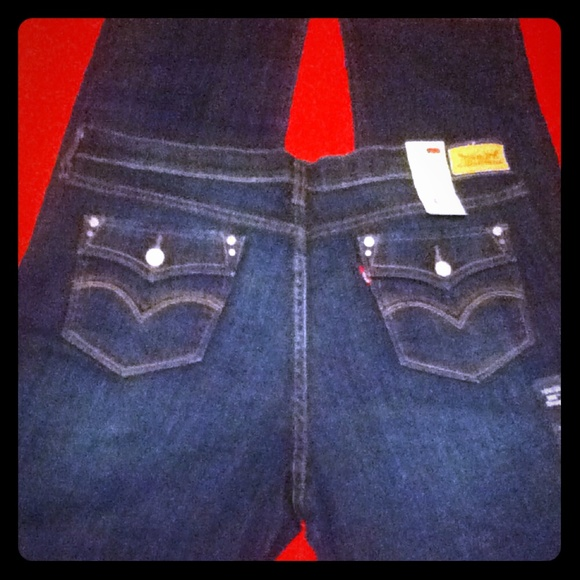 05a43145a9c Levi's Jeans | Nwt Womens 505 Levi Straight Leg Sz 16 | Poshmark