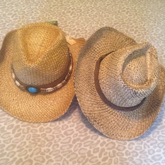 Sun n sand hat bundle cowgirl cowboy 8233c95305e