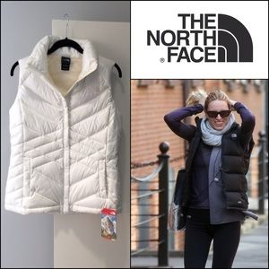 NWT The North Face Aconcagua White Vest