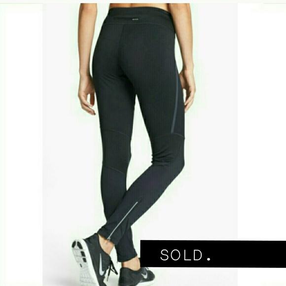 Price Drop Dri Fit Zipper Leggings