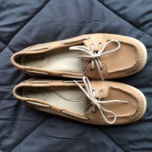 Tan Sperrys - 25% Off