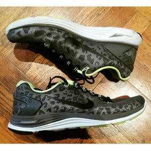 new style 00adc 54f5b ... Nike Shoes - Nike Lunarglide 5 Cheetah H20 Repel ...