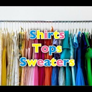 Tops - Shirts Tops Sweaters Tees