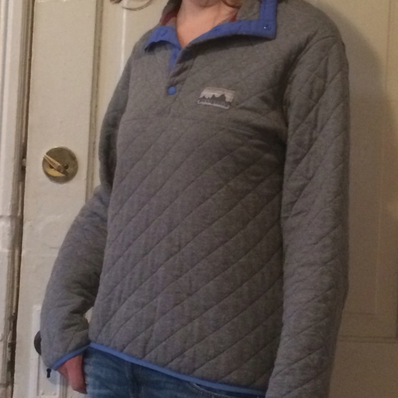 50 Off Patagonia Tops Patagonia Diamond Quilt Snap T
