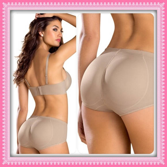 f48e6269d0ee0 Butt and hip padded panty Colombian M