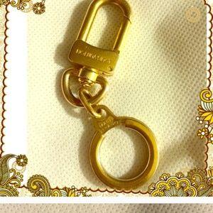 3341d6dea152 Louis Vuitton Accessories - 💯% Authentic LV bolt key ring