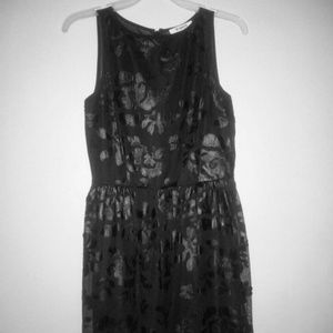 Black BB Dakota Dress Size 4