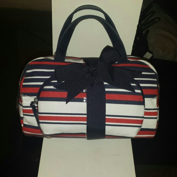 Tommy Hilfiger makeup bag and purse pouch! NWT